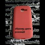 Lenovo P780 чехол силиконовый (красный)