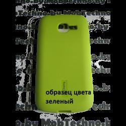 HTC Desire 601 чехол силиконовый Chery (зеленый)