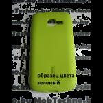 Nokia Lumia 920 чехол силиконовый Chery (зеленый)