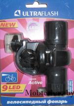 Велосипедный фонарь UltraFlash LED652