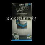 Alcatel One Touch Idol 6030 защитная пленка Adpo глянцевая