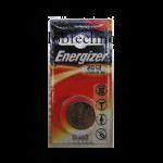 Элементы питания Energizer CR2012