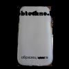 HTC Desire 610 чехол силиконовый, белый