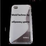 ZTE Grand Era V985 чехол силиконовый Волна, прозрачный