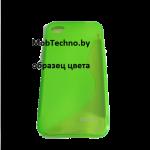 Xiaomi Mi4 чехол силиконовый волна, зеленый