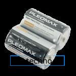 Батарейкa Pleomax R20 1.5v (солевая)