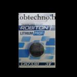 Элементы питания Robiton CR2330