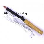 Паяльник ПД40 40Вт 220v с деревянной ручкой