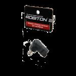 Штекер к блокам питания для ноутбука Robiton NB-LUM 5.5*3.4/10 мм