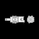 Штекер к блокам питания для ноутбука Robiton NB-UH 3.5*1.35/10мм