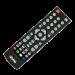 Пульты ТВ, DVD