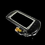 Huawei U8800 IDEOS X5 Pro тачскрин с рамкой и динамиком черный